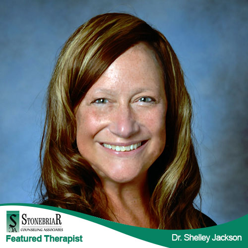 Featured Therapist: Dr. Shelley Jackson