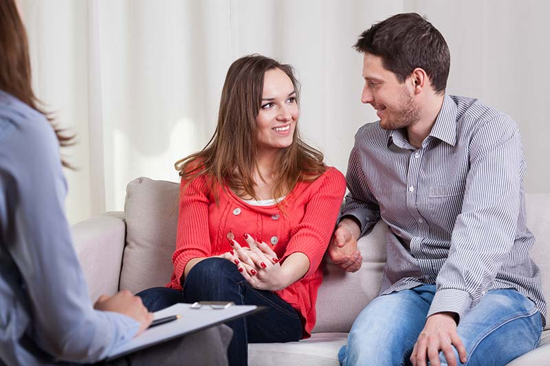 Marriage Counseling: Enhancing the Bond