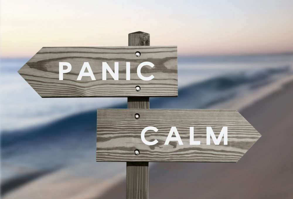 Panic Attacks: You are stronger than your fear
